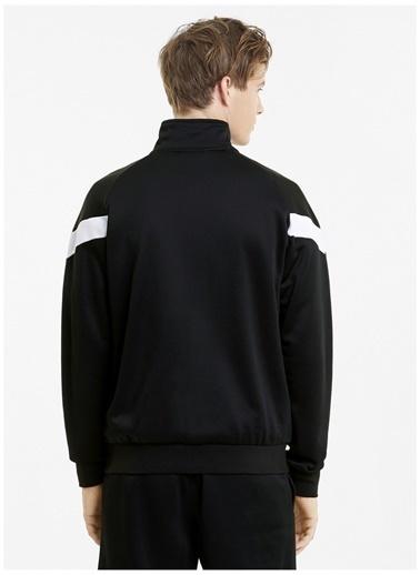 Puma Puma 53010201 Iconic Track Jacket SiyahErkek Zip Ceket Siyah